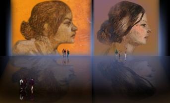 Las Madeleines escuchando la soleada soledad, descripciones de Henri de_8805145829_l